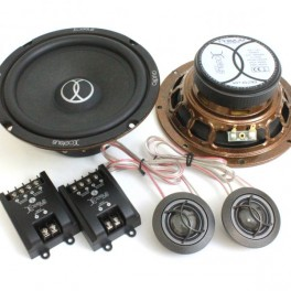 XCELSUS PRIMUM SERIES XP6.2B 2-WAY COMPONENT SET(1495kr)