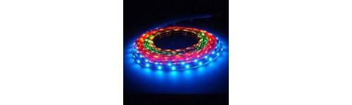 Belysning (LED slingor,dioder)